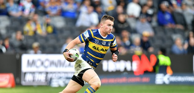 Eels hang on to clinch thriller against Warriors