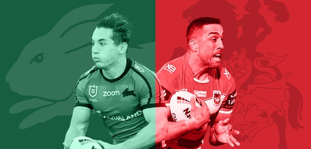 Rabbitohs v Dragons: Round 19 preview