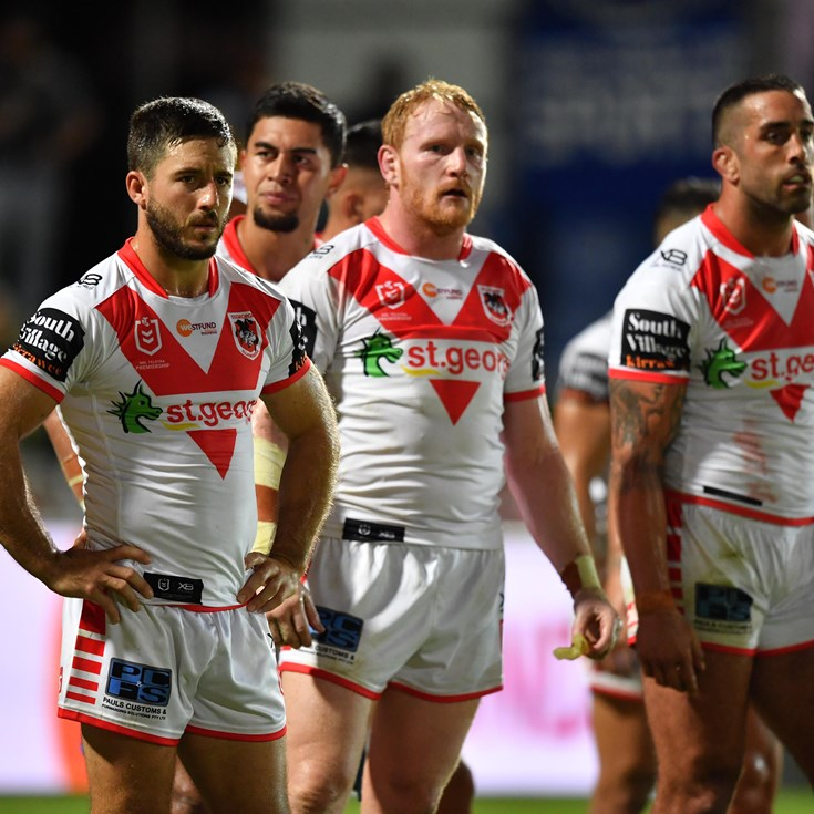 McGregor out to bolster pack as inexperience bites