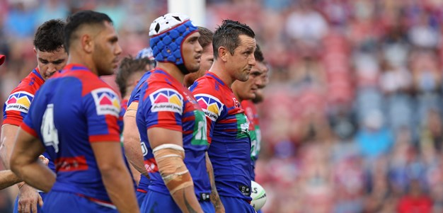 Committed but not composed, says Brown