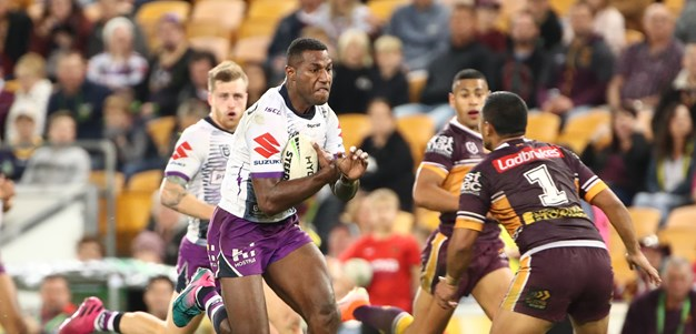Storm Too Strong For Broncos