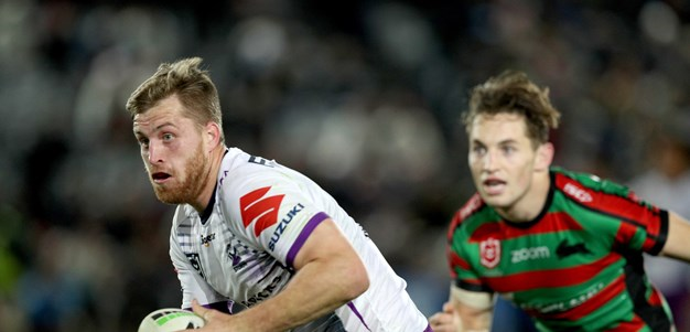 Munster monsters Rabbitohs as Melbourne all but seal minor premiership