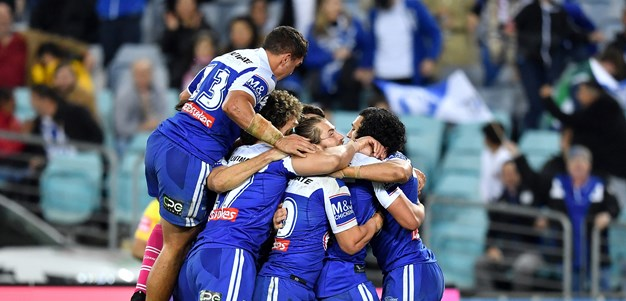 Bulldogs bounce the Rabbitohs with third straight victory