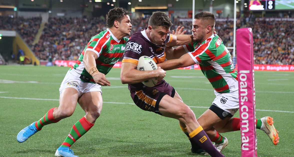 Oates forgives Roberts over elbow, keen for finals rematch