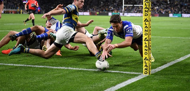 Bulldogs' streak continues with shock win over Eels