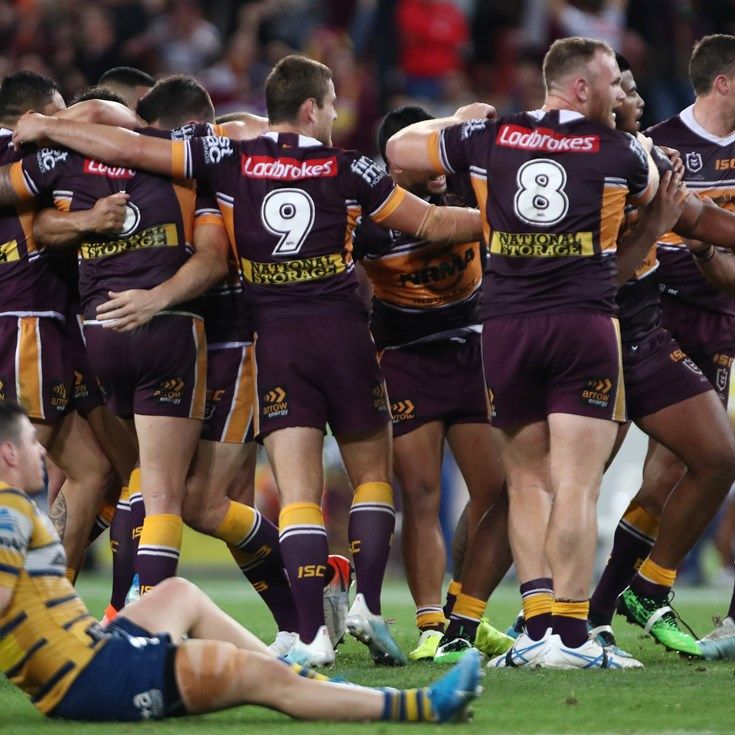 Broncos down Eels in golden point thriller