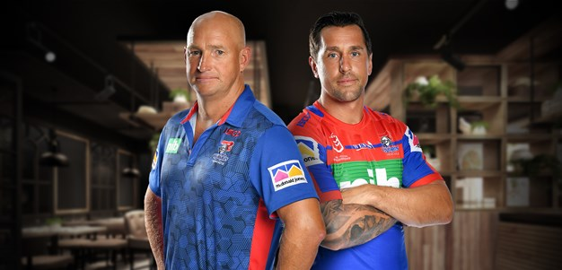 Brown, Pearce make a meal of rift claims