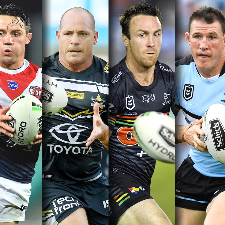 Renouf: Six of the best will leave an enduring legacy