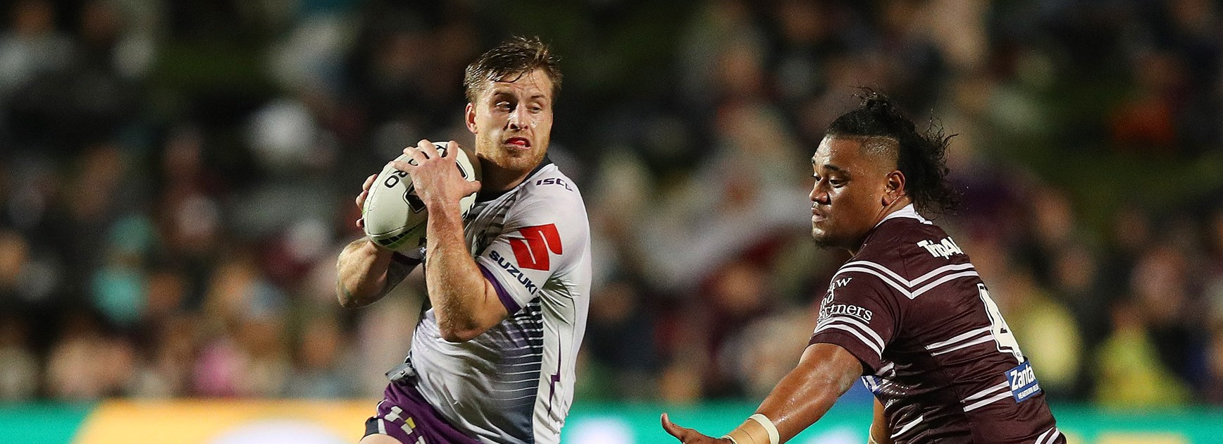 Melbourne five-eighth Cameron Munster.
