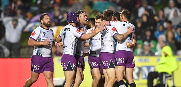 Storm clinch minor premiership as Sea Eagles lose Trbojevic