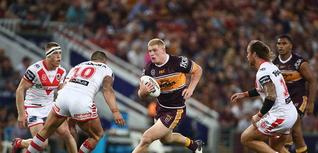 Seibold's young guns handed a reality check