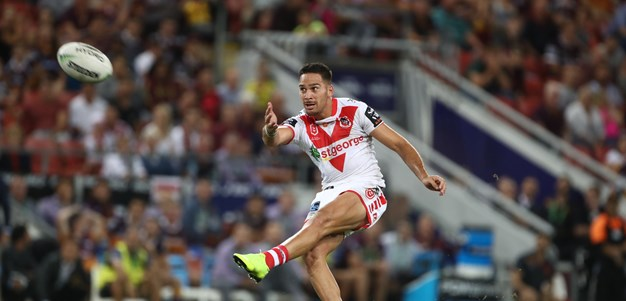 Norman happy to move to fullback for Widdop return