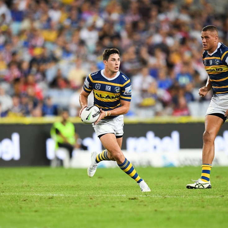 Near enough not good enough for 'filthy' Eels