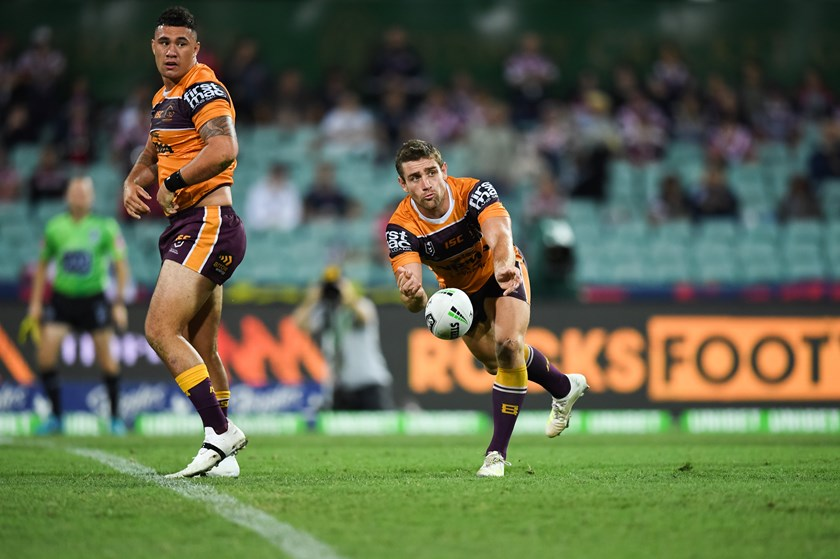 Hooker Andrew McCullough
