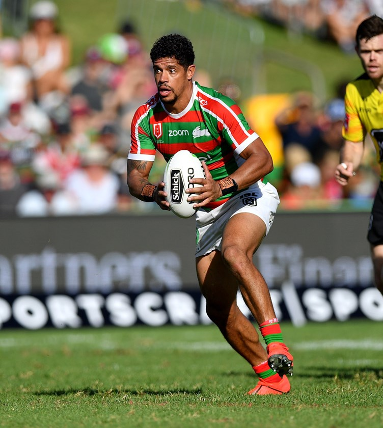 Rabbitohs winger-centre Dane Gagai
