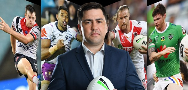 Raiders Rise in NRL Power Rankings