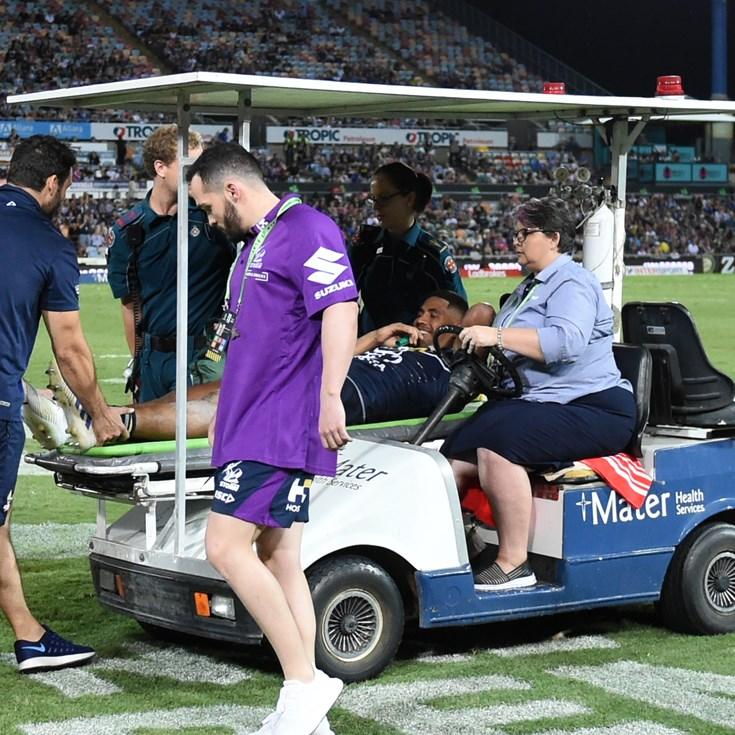 Paul Green angered by handling of Macdonald injury
