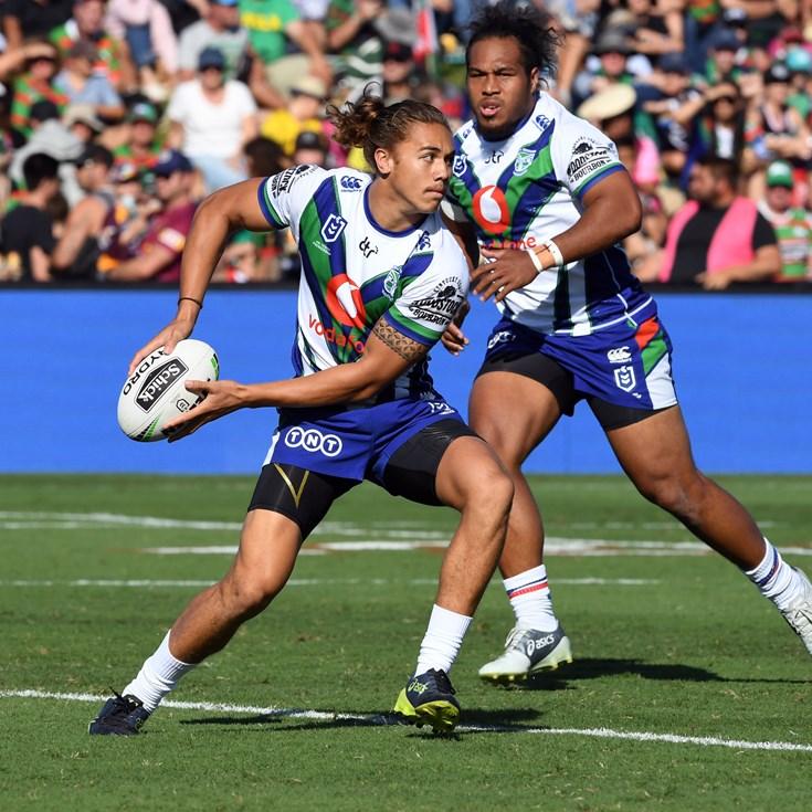 Senior players vow to support Harris-Tavita