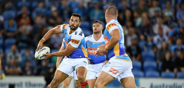 James targets Klemmer and a NSW Blues jersey