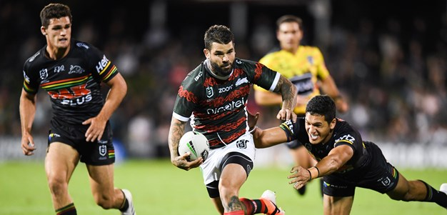 Reynolds, Walker drive Rabbitohs to win over Panthers