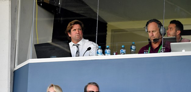 Nothing personal in Bulldogs reunion, claims Hasler