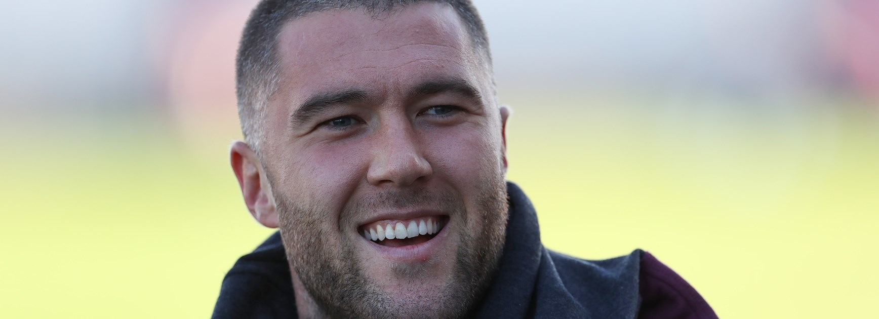 Manly back-rower Curtis Sironen.