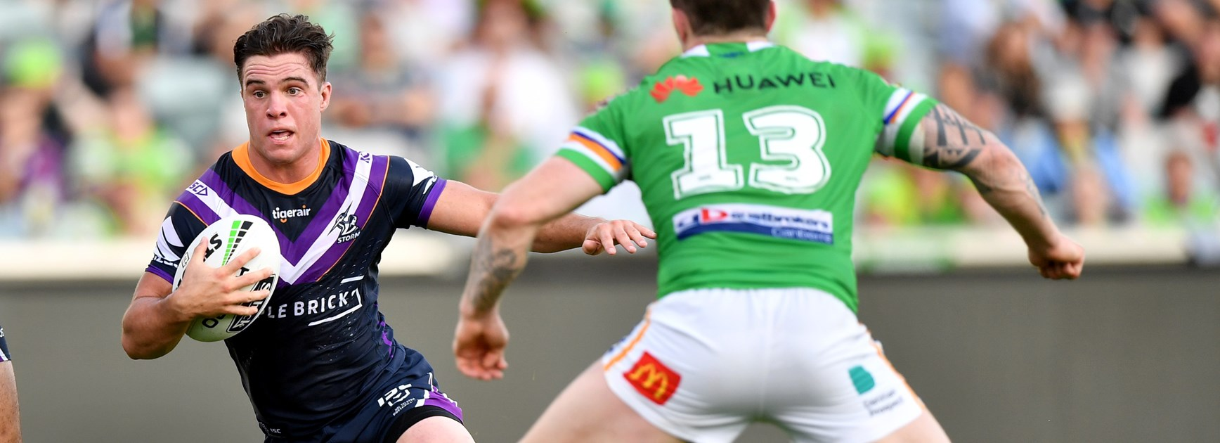 Croft emerges from Cronk's shadow