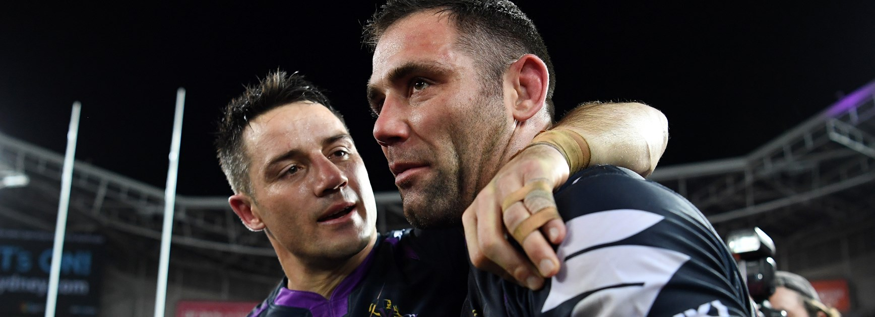 'There's no player I respect more': Cronk buries talk of rift with Smith