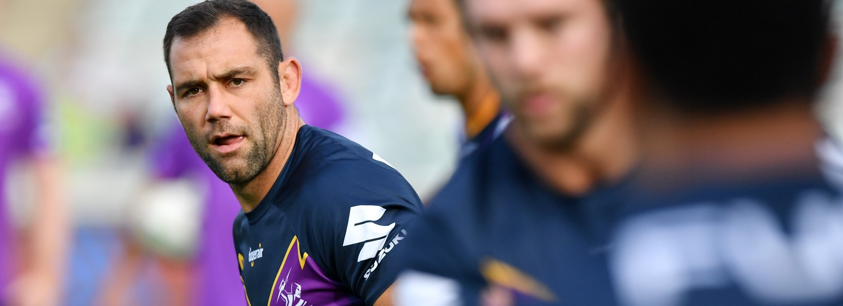 Smith confirms he'll suit up for Storm in 2020
