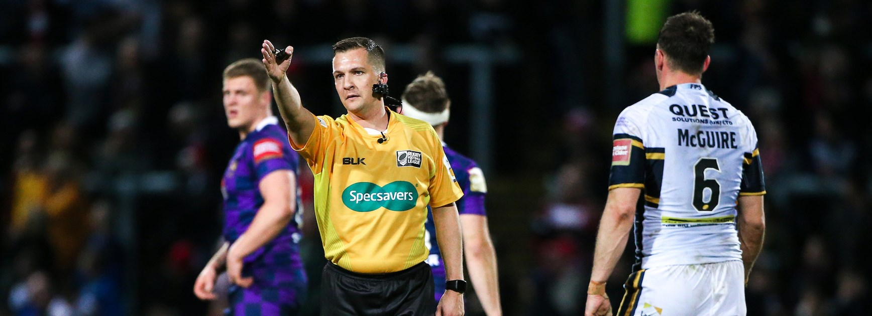 Super League changes set to end NRL refs debate