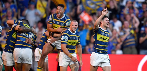 Eels End Broncos Season