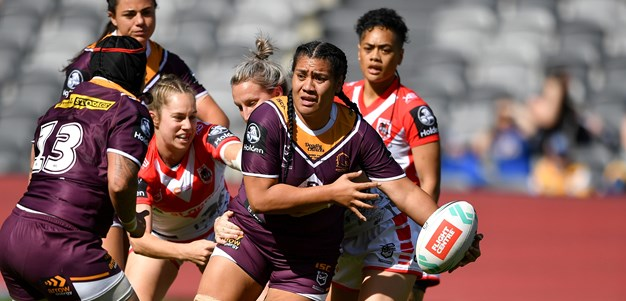 Broncos Begin NRLW Title Defence