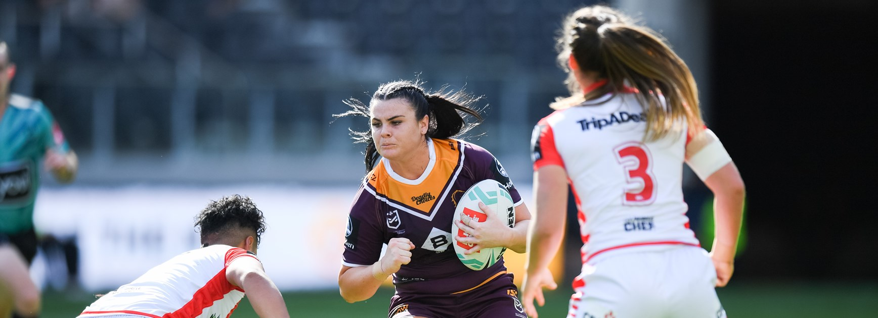 Broncos coach Wright lauds side's grittiness in NRLW win