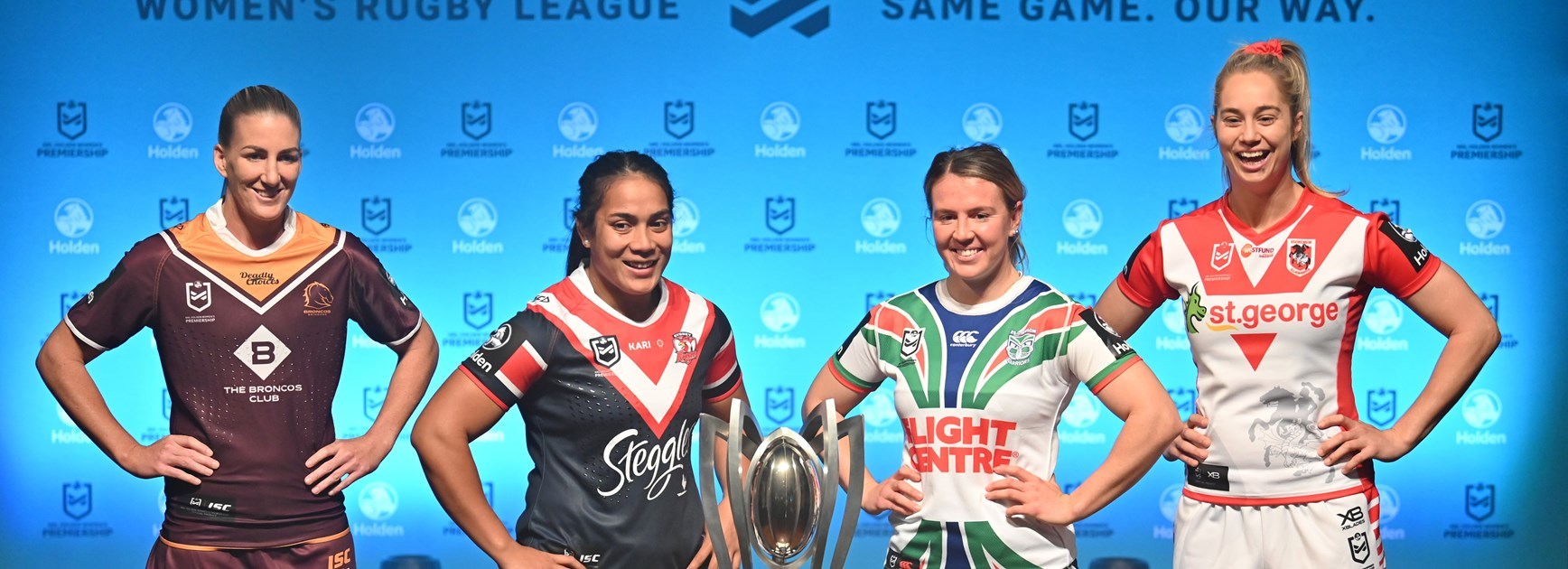 Fitter, faster, stronger: The numbers behind new NRLW standards