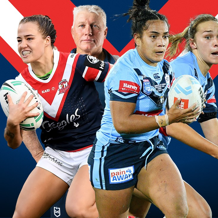 NRLW 2019 Roosters Preview