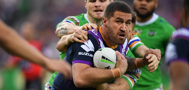 Storm re-sign Bromwich, Kamikamica in three-pronged signings spree