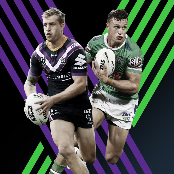 Storm v Raiders - Qualifying Final preview