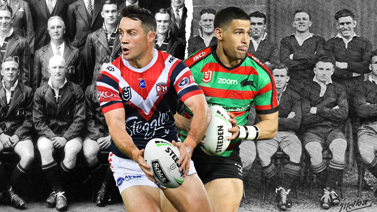 Best chance of a Souths-Roosters grand final in 80 years