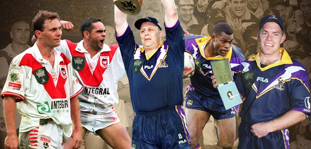 Party like it's 1999: How Storm upset Dragons to kick off purple reign