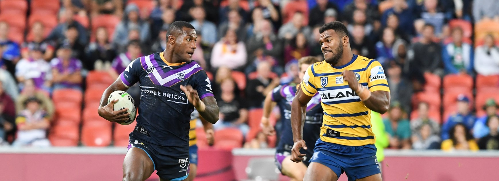 Rugby-bound Vunivalu out to make final Storm season count