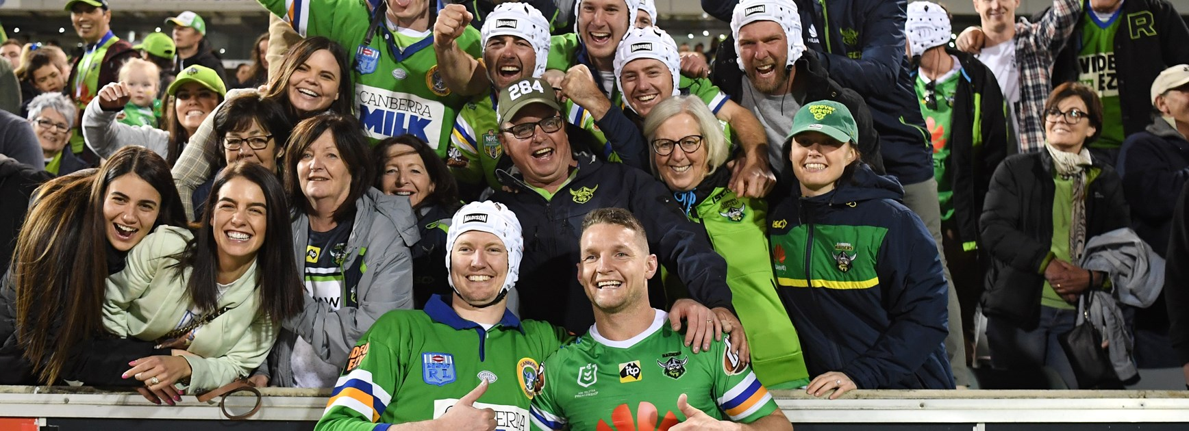 Choose who should be in NRL Team of the Week: Preliminary finals