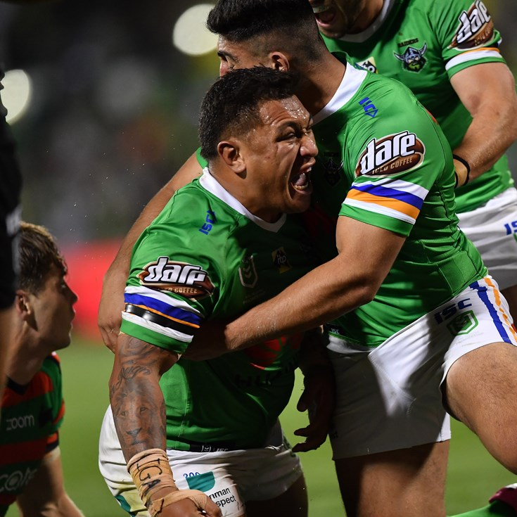 Canberra Raiders: 2019 season by the numbers