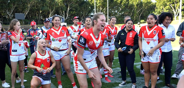 Red V warmed up for Broncos rematch in NRLW grand final