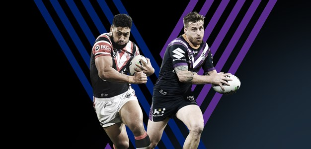 Roosters v Storm - Preliminary Final preview