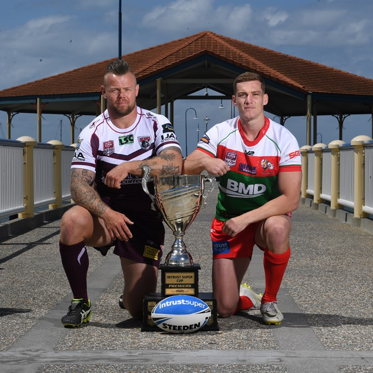 Former Raiders in mate vs mate showdown for title