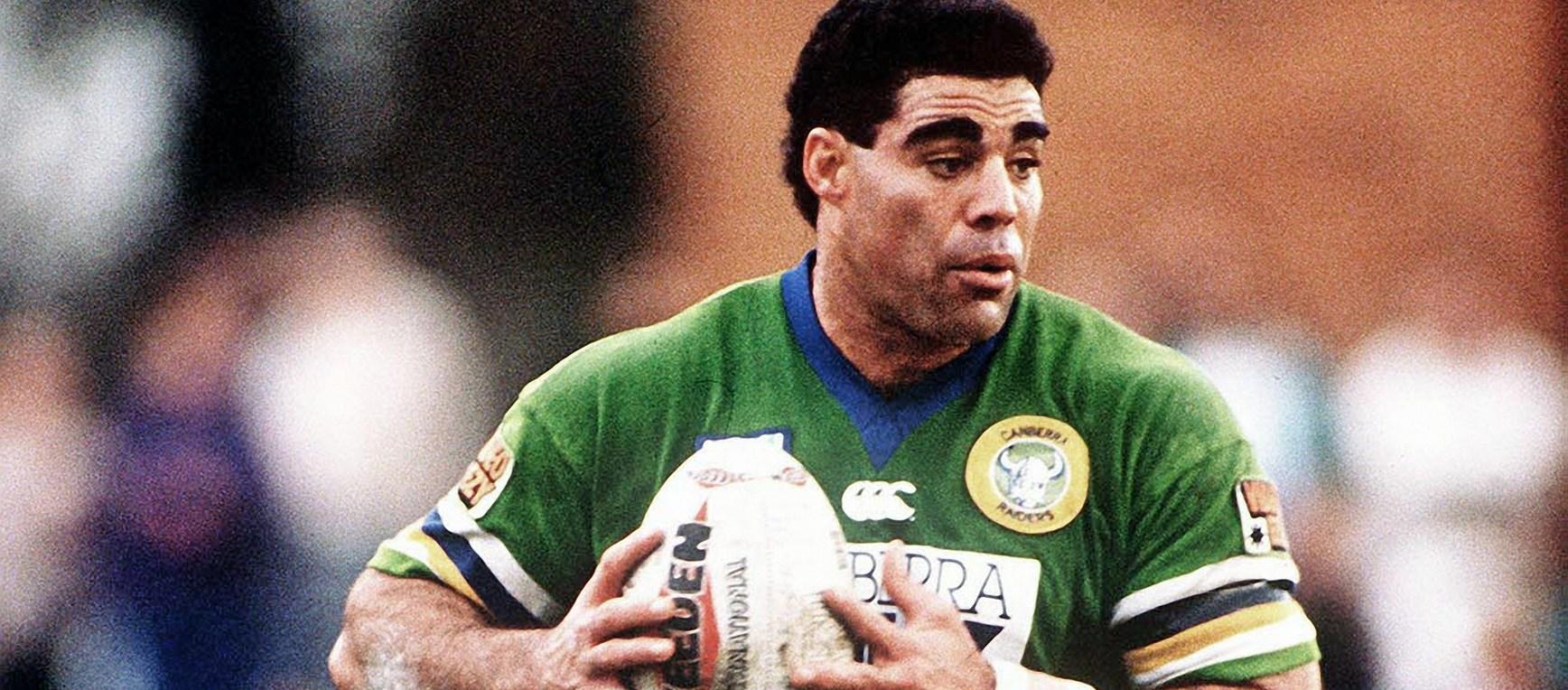 Rugby league icons: Mal Meninga