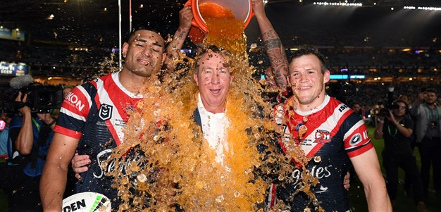 Best photos from the NRL grand final