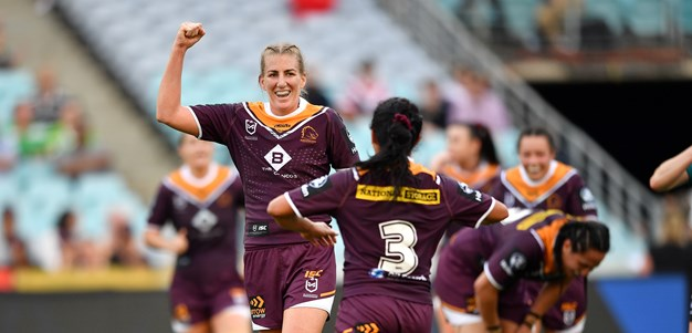 The stats that improved in year two of NRLW