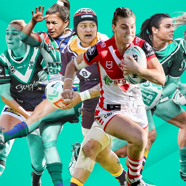 Vote for top NRLW try and tackle