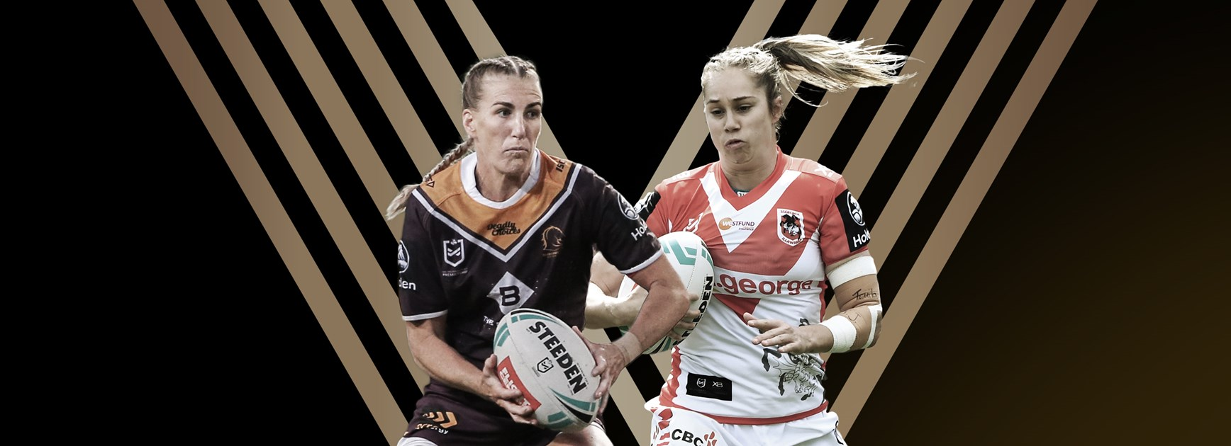 NRLW grand final: Baker out; Dragons 1-17